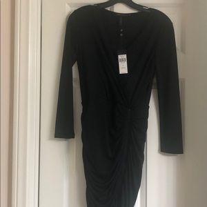 "Bcbgmaxazria ""DALTON BLACK DRESS """